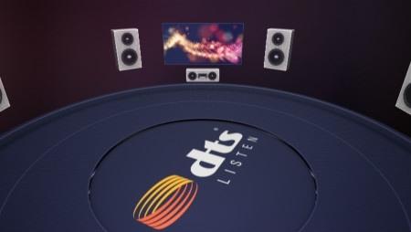 [4K短片] 专业DTS:X 7.1.4环绕声测试