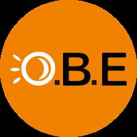 OBE大眼橙投影