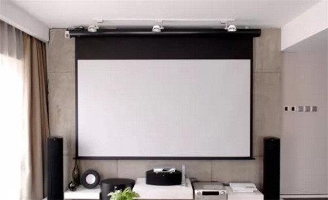 家庭影院投影幕如何选购?幕布基础知识普及