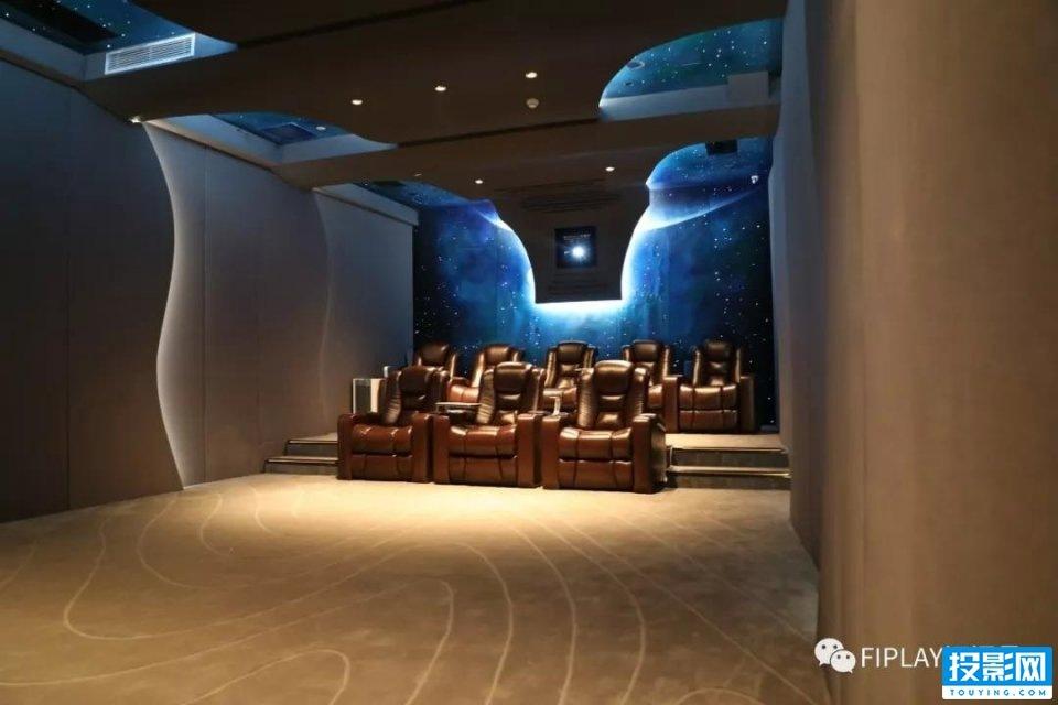案例丨James极品影院——HIFI级的公众影院私有化