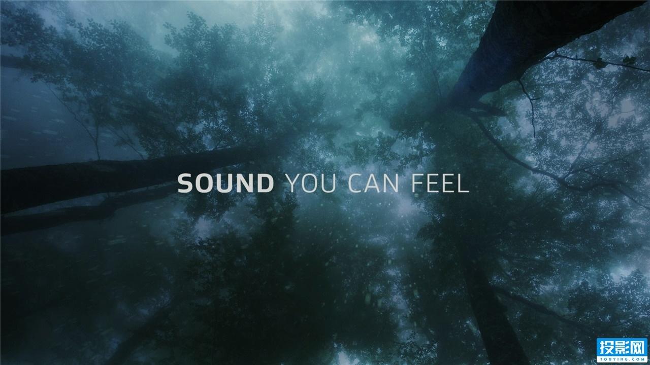 「稀有精品」杜比全景声Dolby Atmos 7.1声道演示片逼真震撼!