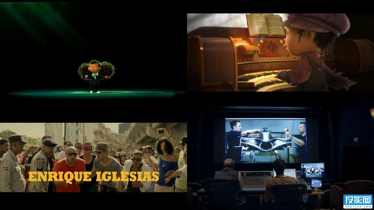 杜比全景声(Dolby Atmos)10大音效视频 超感官真实体验![3.4G]