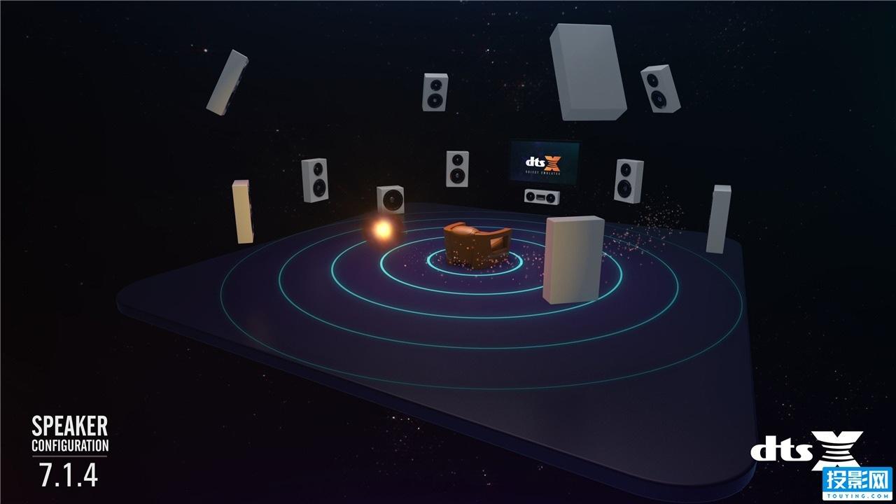 专业DTS:X 7.1环绕声测试演示片《目标模拟器》无损音质4K/615MB