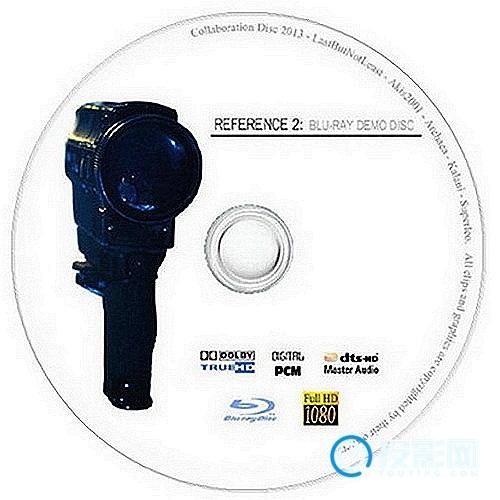 [蓝光原盘10] AVS Forum-参考2蓝光演示碟 (2013) 蓝光原盘/ 42.2GB
