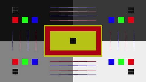 [蓝光原盘30] (Spears & Munsil) 高清调机蓝光碟 原盘/7.25GB