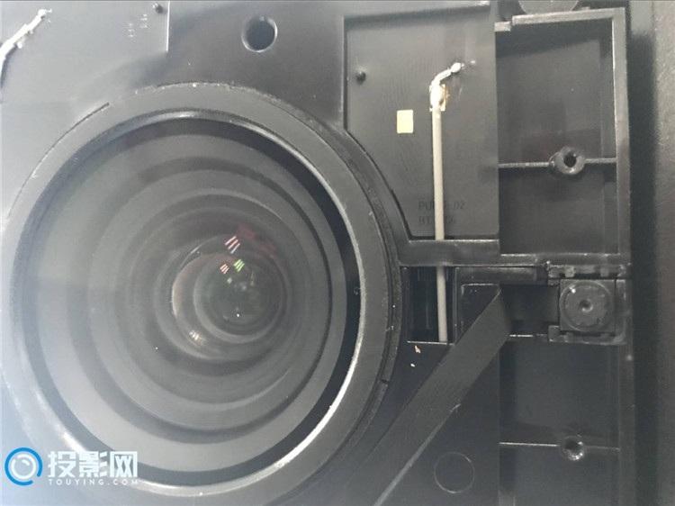 米家投影仪拆机实测报告:看看米家投影仪内部做工怎么样?