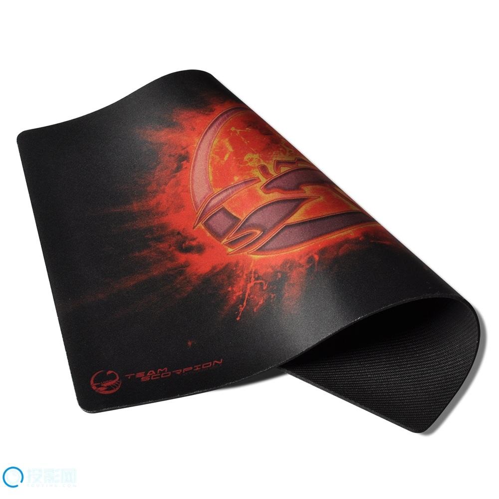 魔蝎幽灵披风LOL专业游戏鼠标垫兑换