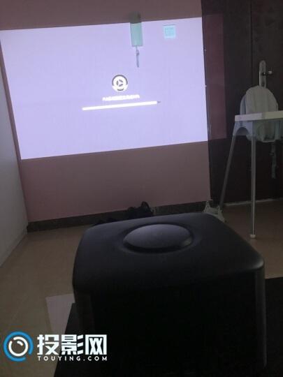 暴风Real6投影仪 自动对焦的能力不错!