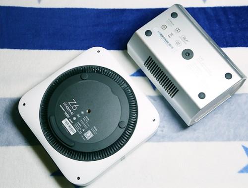 可以替代智能电视?极米Z6无屏电视和微鲸M1外观对比评测