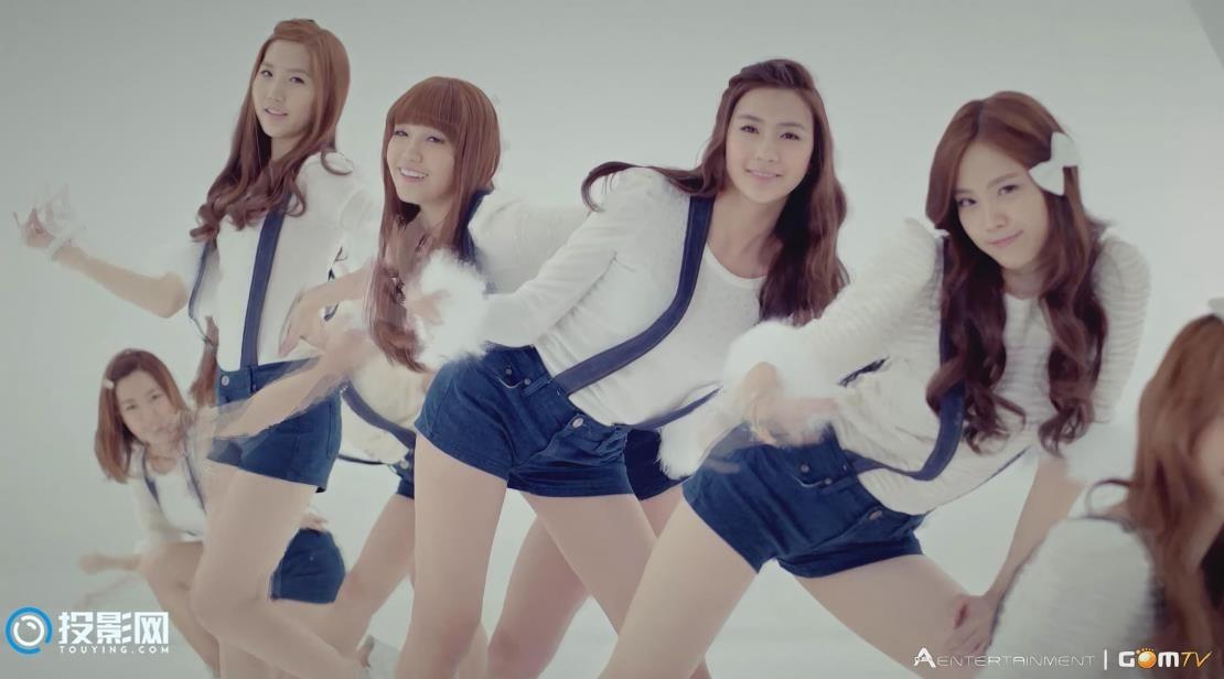 韩国4K MV欣赏