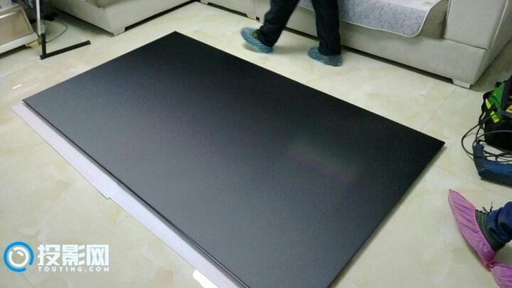 长虹X3F+S100Ck:开灯状态下效果优于米家