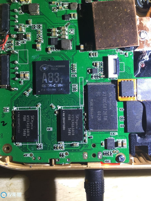 酷迪斯CB-300拆机图赏:看清内部硬件组件!