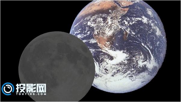 奇思妙想:如果把广告投影到月球上会怎么样?