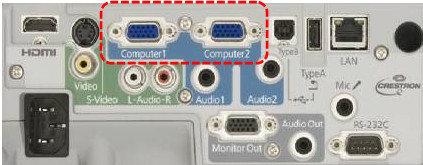 爱普生投影机链接电脑无信号解决方法