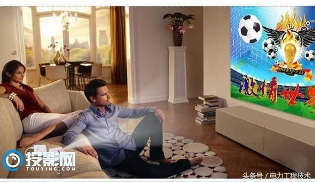 现在的投影仪能和电视比吗?能当电视吗?