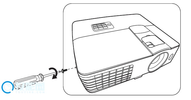 智能投影仪机怎么更换灯泡?详细教程告诉你