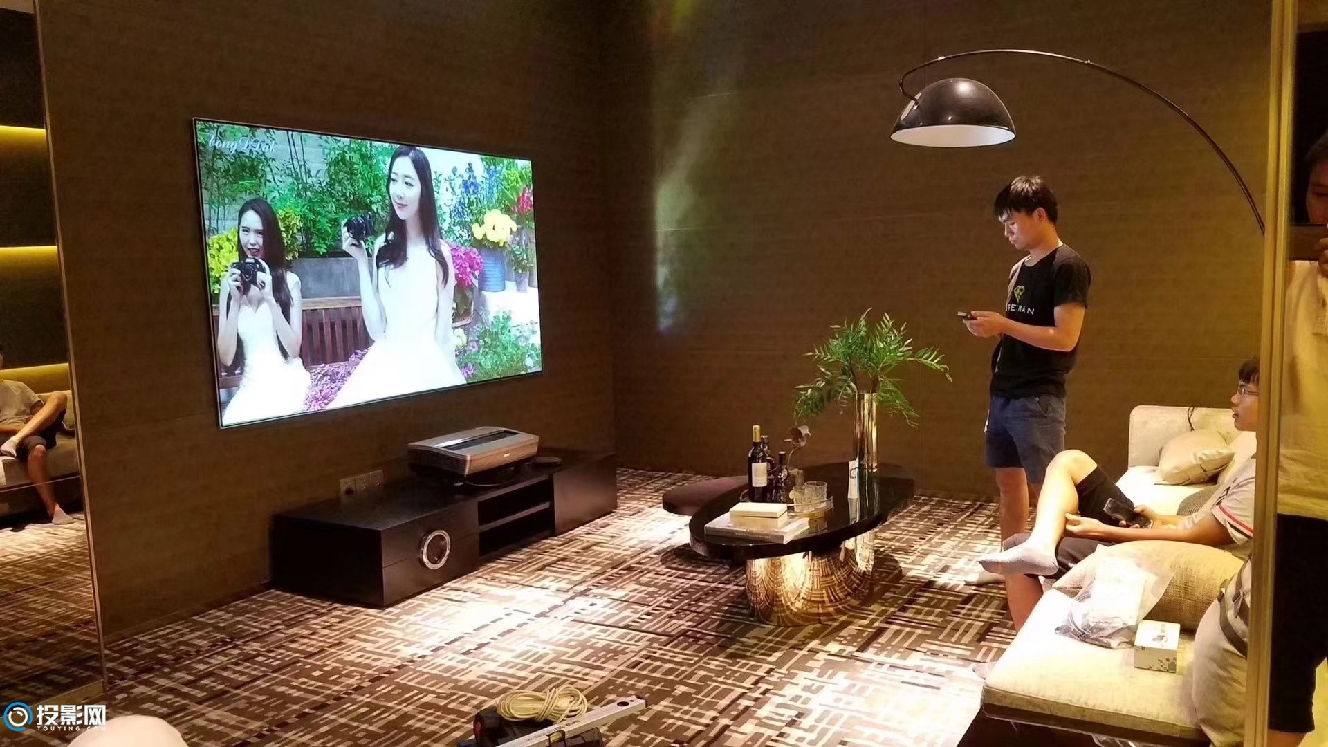 长虹4K激光影院新品C5U参数配置曝光,真机图赏!