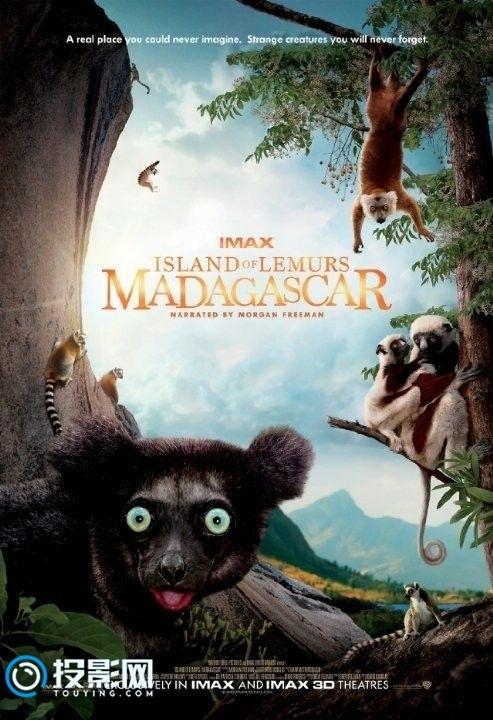 [左右格式][马达加斯加:狐猴之岛][BluRay.1080P.MKV/6.35GB]