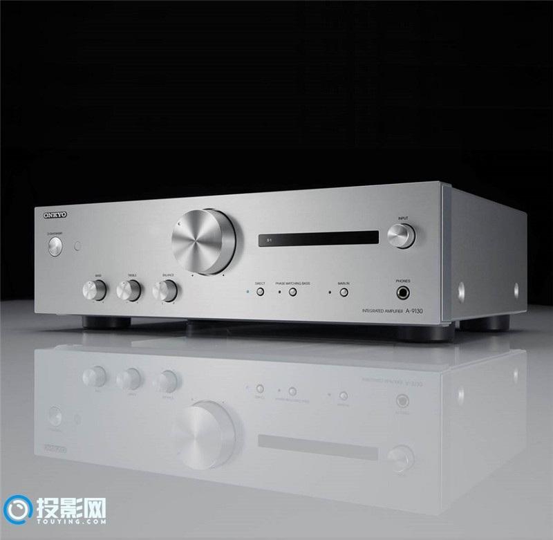 让您重温悦耳且饱满的好声音 ONKYO A-9110 和 A-9130立体声放...
