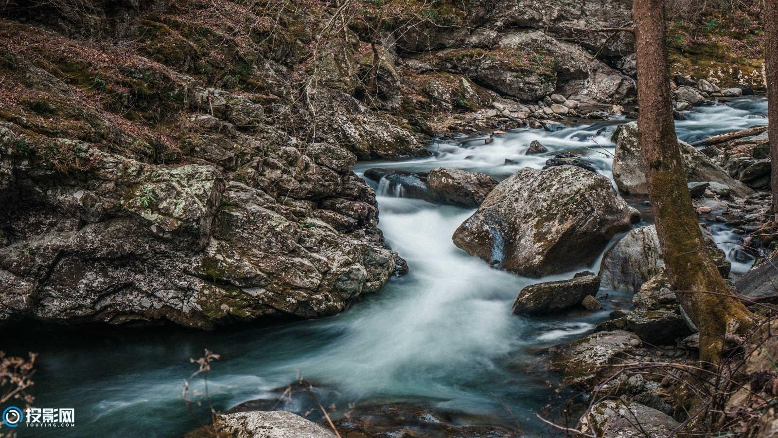 5K 唯美溪流图片壁纸13P [分辨率5120x2880x49.4MB]