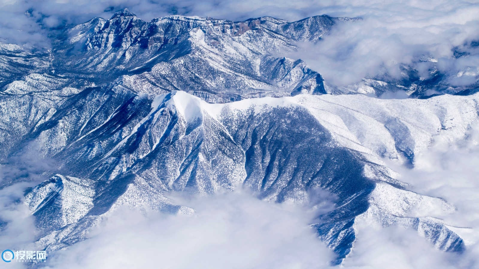 5K 唯美雪山图片壁纸11P [分辨率5120x2880x34.9MB]