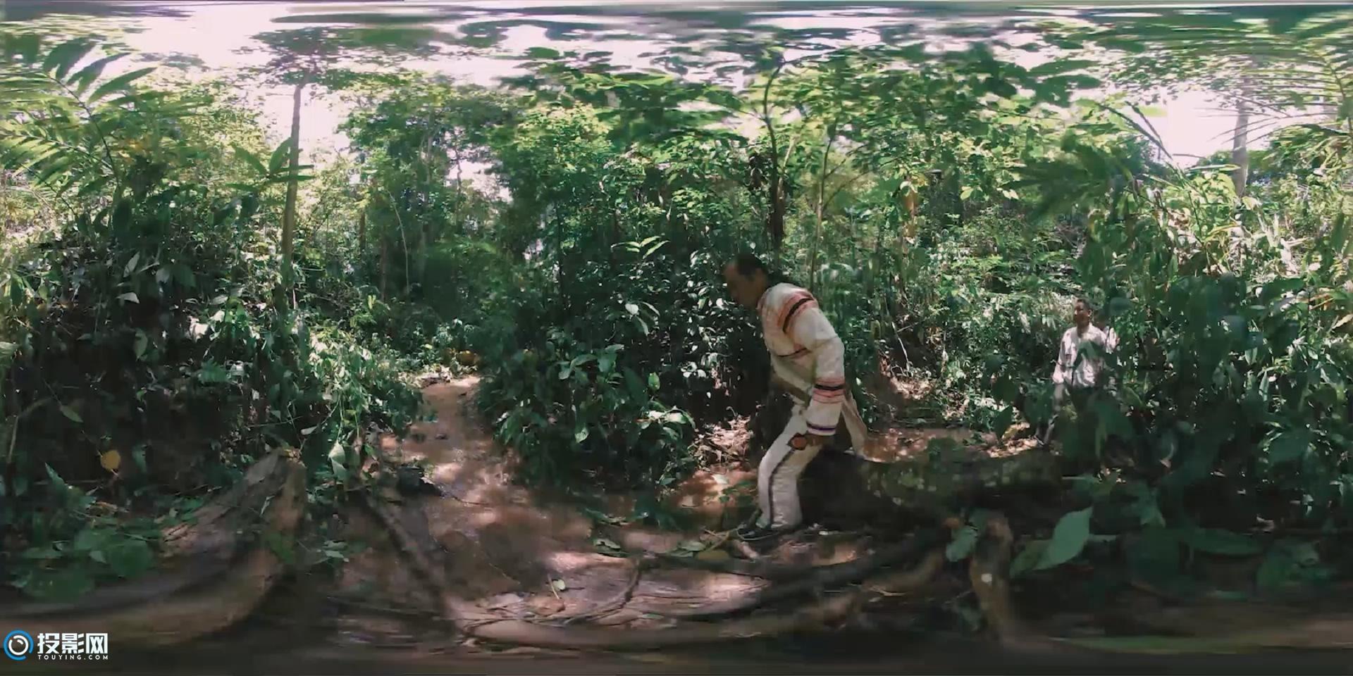 [VR360°全景] 基诺族之《劳作》 [1080P/MP4/322MB]