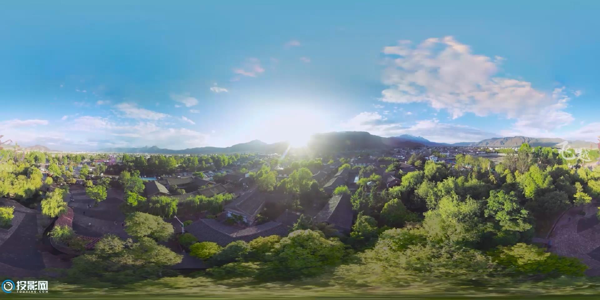 [VR360°全景] 飞越云南:束河古镇 [1080P/MP4/79MB]