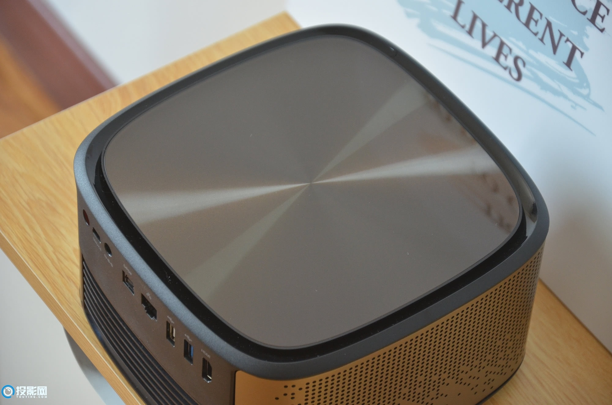 旗舰投影新选择 坚果新品V9智能投影仪评测