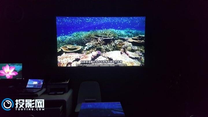艾洛维Me2投影仪使用经验分享 小米系统反映灵敏