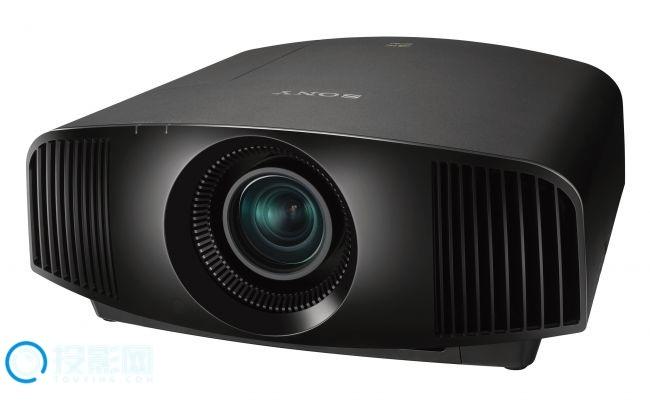 索尼在 IFA 2018上发布了三款新的4K HDR投影机