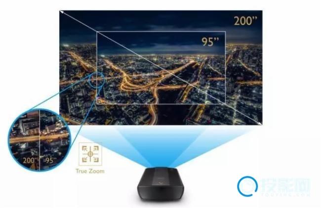 """明基全新HLD光源4K家用投影机,升级后的产品有啥""""干货""""?"""