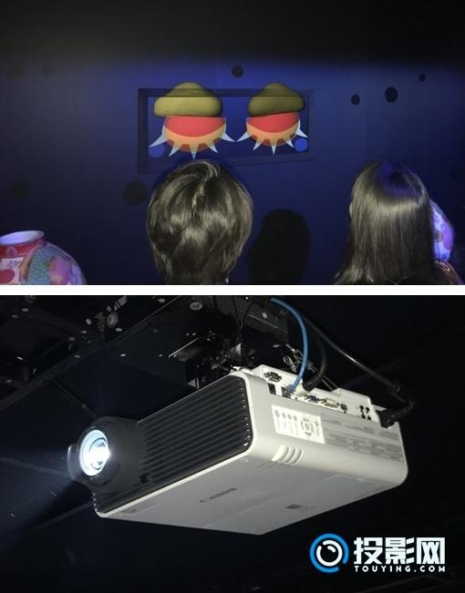 佳能工程投影机新壶中天沉浸展项精解(1)