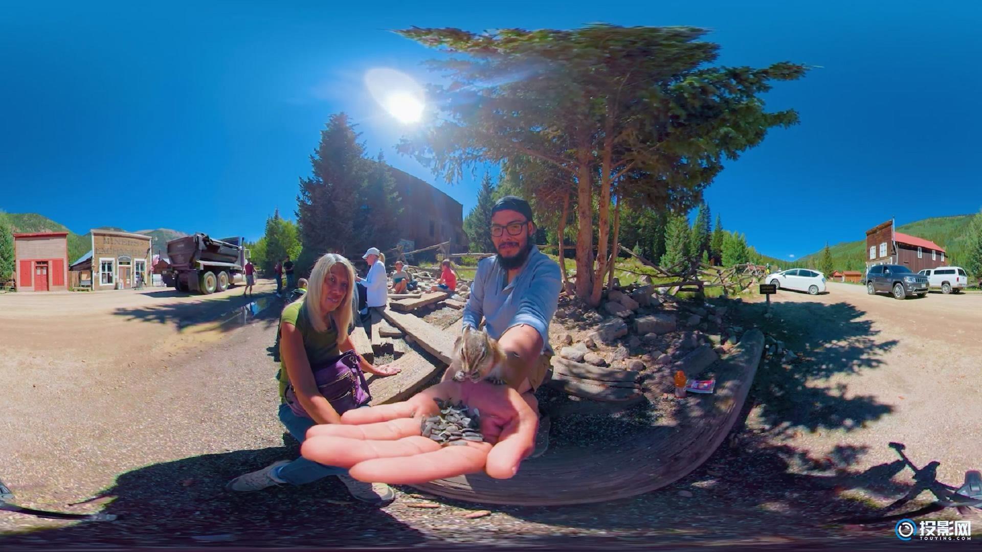[VR360°全景] 美国科罗拉多州风景混剪 VR视频下载