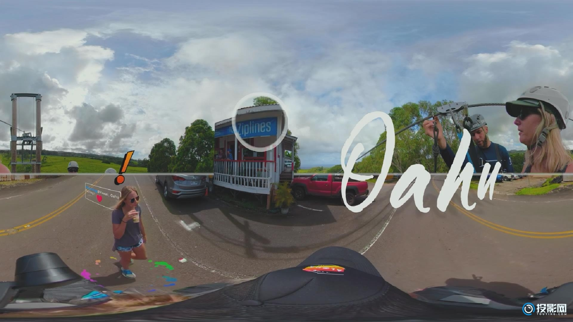 [VR360°全景] 在夏威夷来一场奇幻之旅 VR视频下载