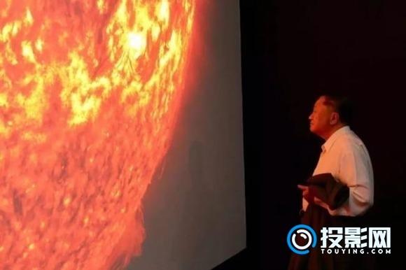 台达8K震撼|漫步太空 探察太阳的真容!