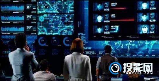 安恒伟业:投影机如何实现大数据可视化?