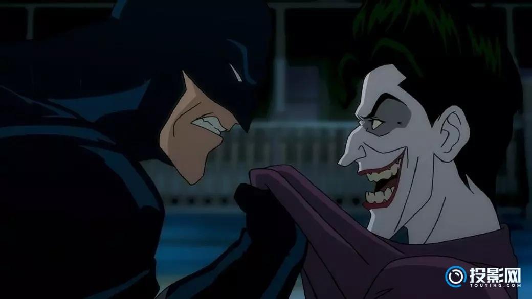 蝙蝠侠:致命玩笑 [4K-原盘+REMUX+HDR版本] 48GB+45GB+7GB/4K下载