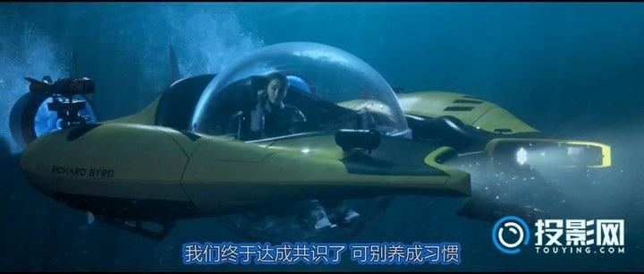 2018欧美科幻动作片《巨齿鲨》[韩版]HD1080P+720P英语中韩双字