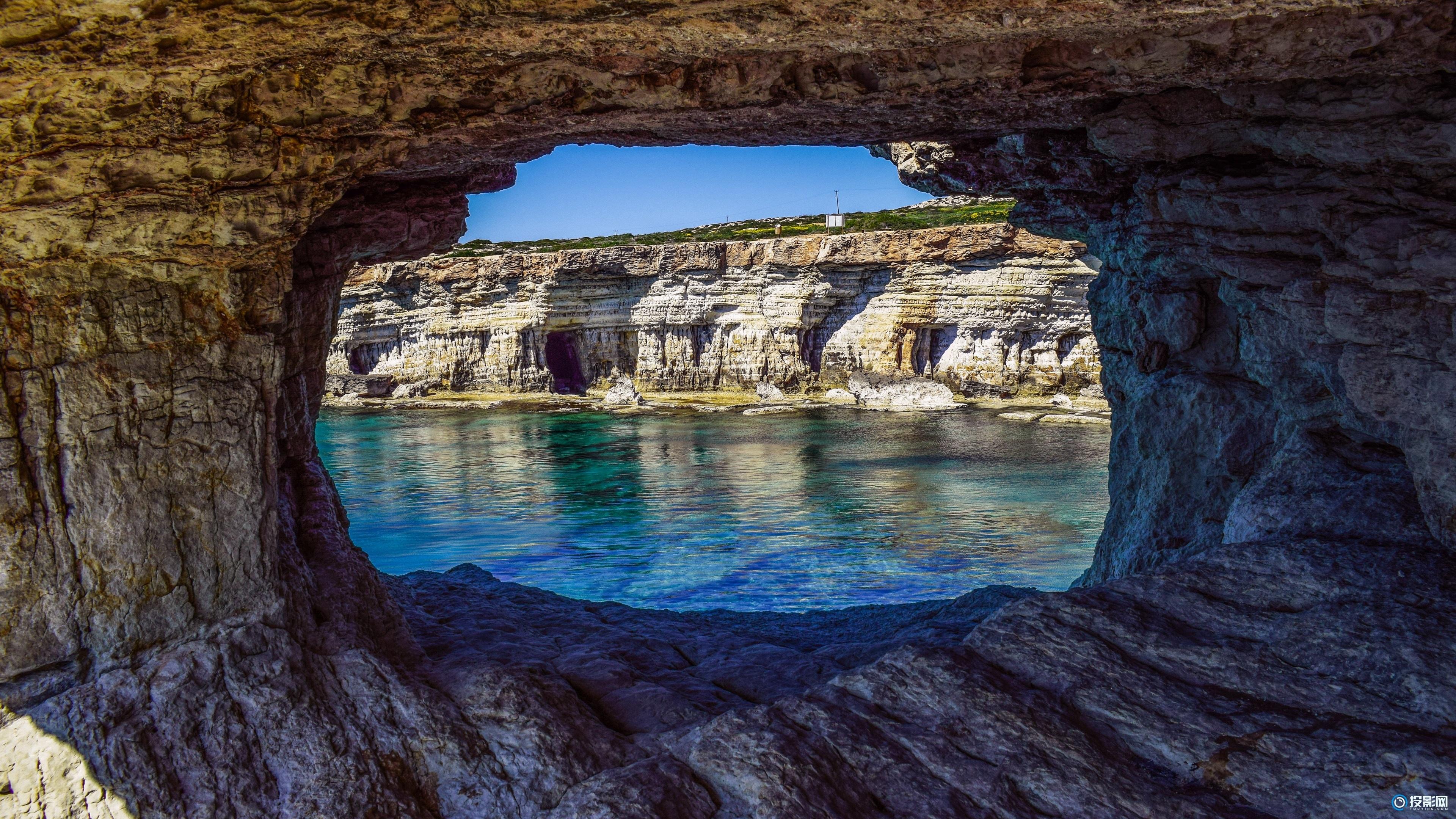 神秘的山洞洞穴4K图片   10P