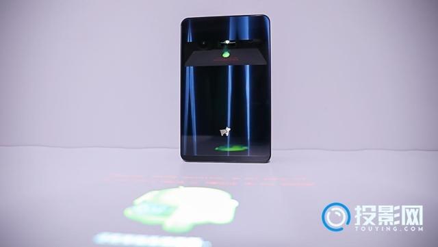 puppy cube交互式投影仪评测:黑科技十足未来既视感很强