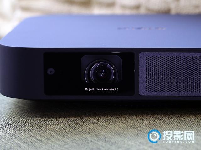 拥有良好的观影体验 极米Z6X无屏电视体验评测