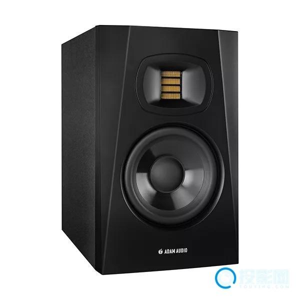技术精实的小型入门款:Adam T5V主动式音箱
