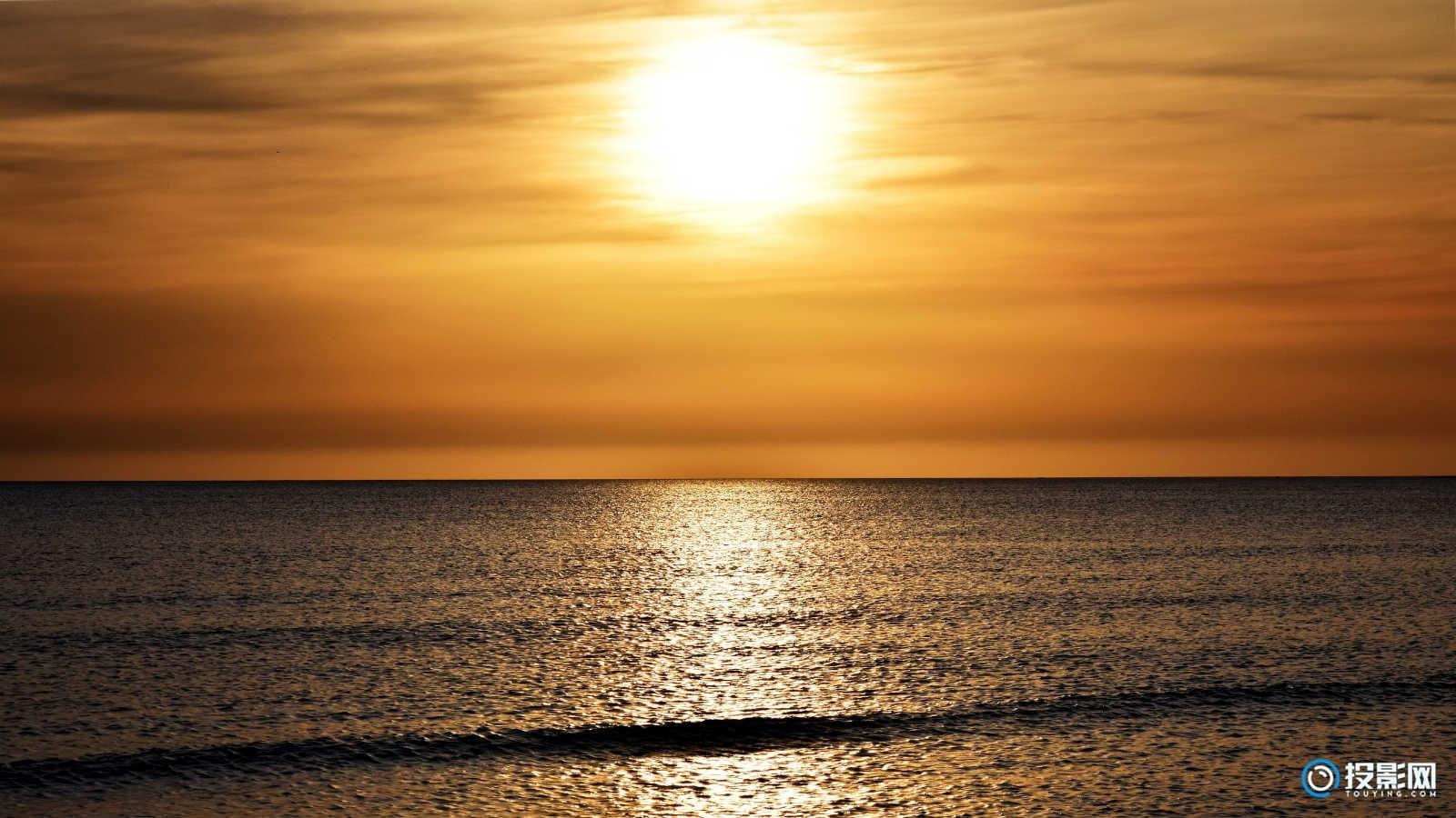 5K 日落夕阳风景图片  8P