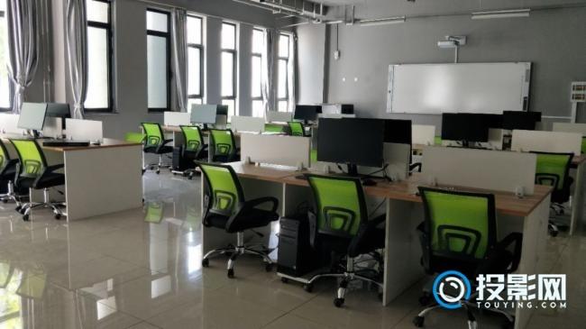 用科技颠覆课堂体验-东方中原开启天津多媒体教学新视界