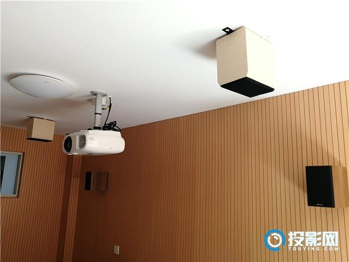 大师之作-威海维多利亚别墅全景声HiFi影音室