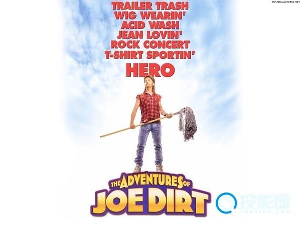 《乔迪尔特历险记 Joe Dirt》WEB-DL蓝光1080P高清下载