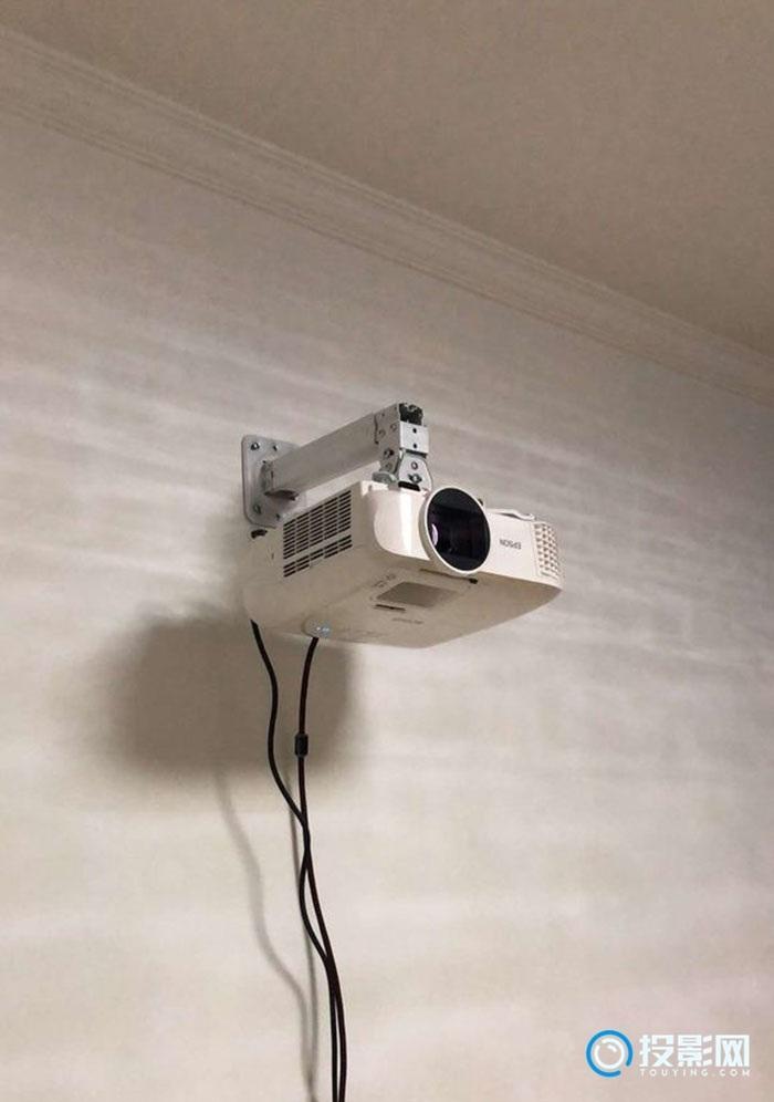 家庭影院构建之八:投影仪安装参考及失败案例