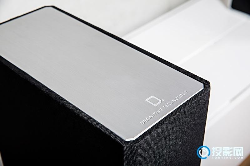 十分容易驱动 Definitive Technology BP9040落地音箱