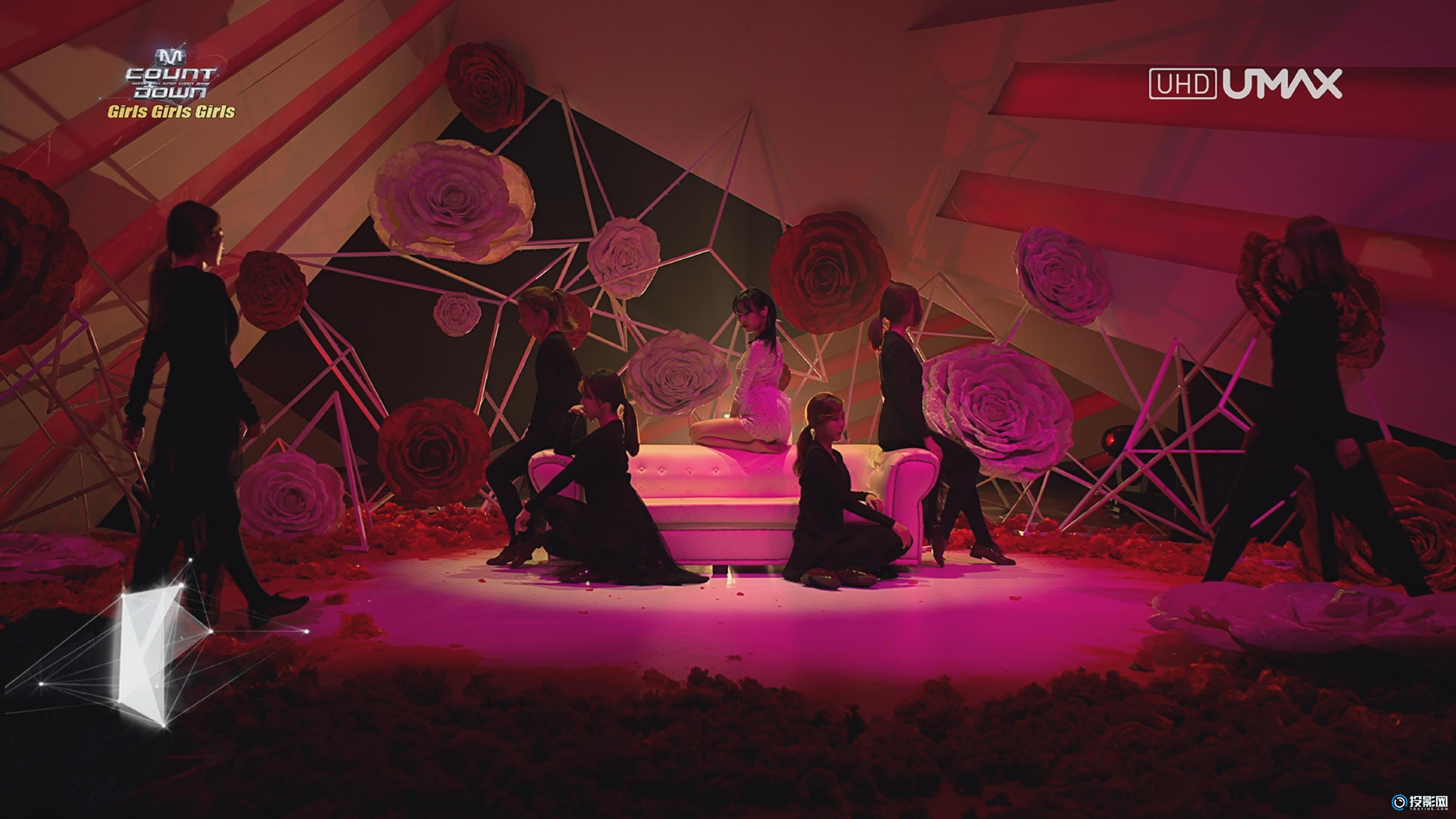 [韩国MV] Sunmi-满月(UMAX MCD女孩特别)[UHD ]  4KMV视频下载