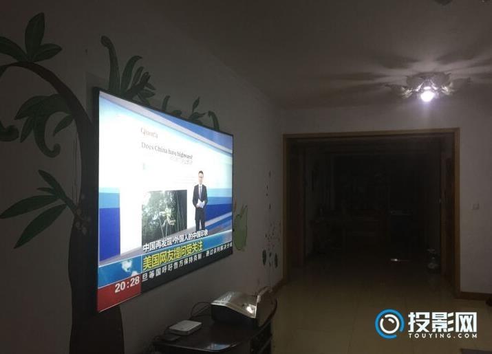 艾洛维 VH400+激光电视投影机怎么样?看看这篇就知道了